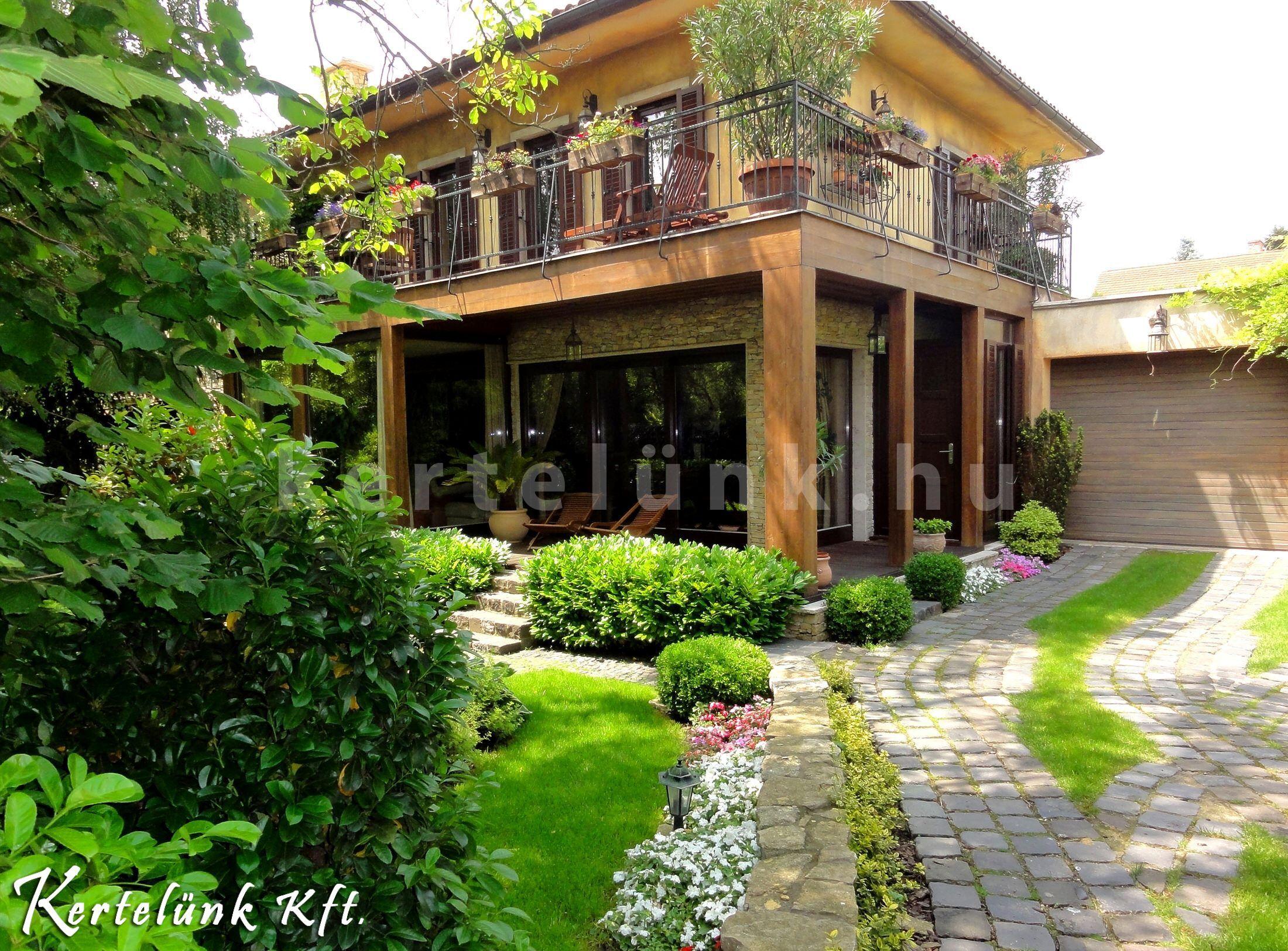 Szép mediterrán ház.