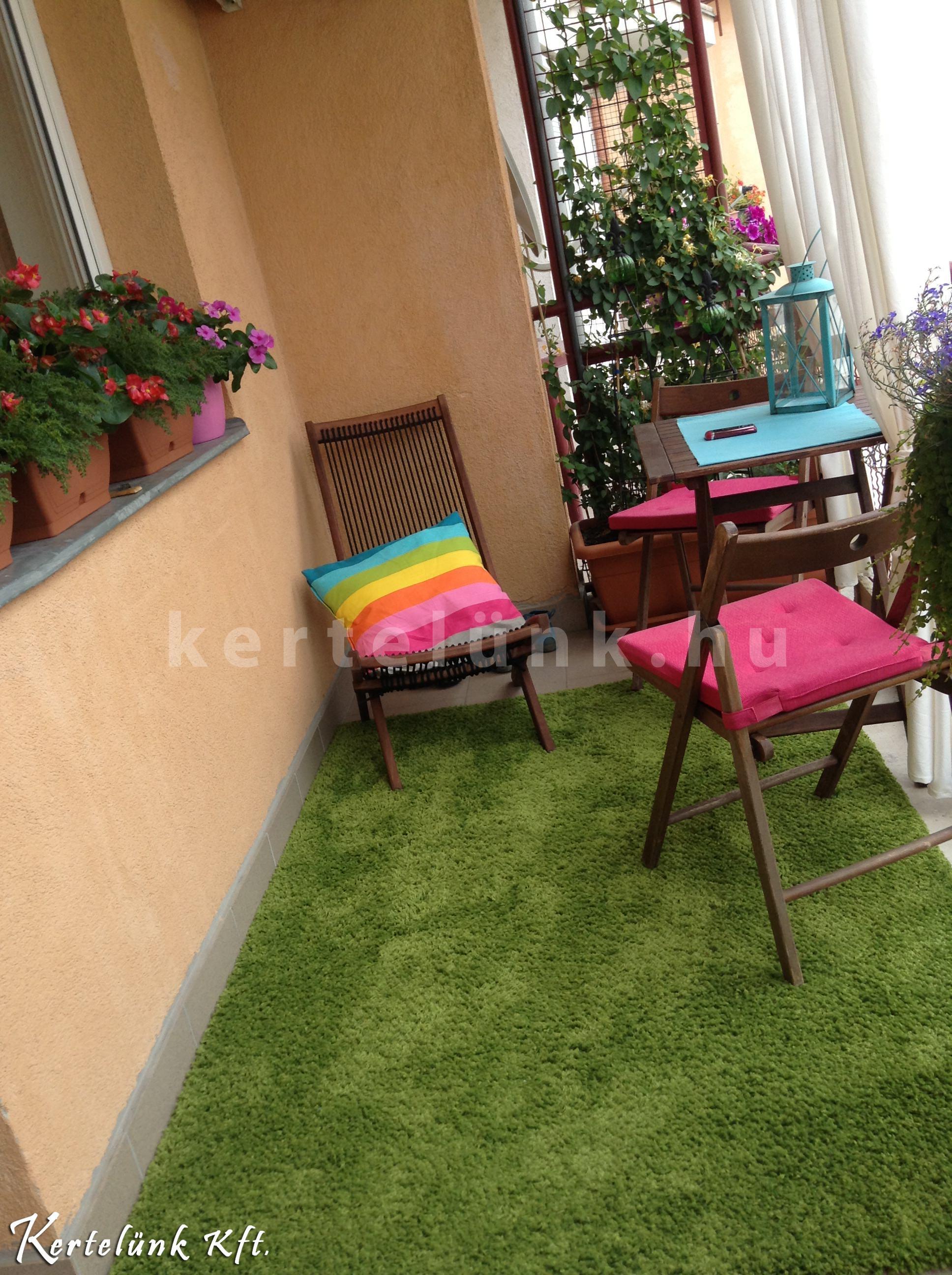 Még a kis területekből is ízléses és otthonos pihenősarkot varázsolhatunk!
