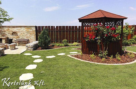 romantikus kertrészlet